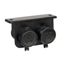 Twin Water Resistant Auxiliary Power Sockets