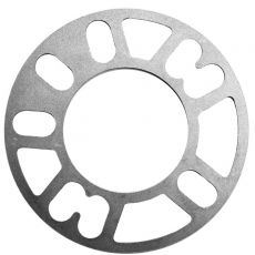 3mm Thick Multi-Fit Cast Wheel Spacer Shims