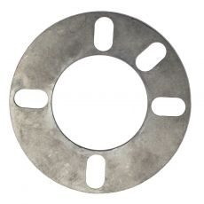 3mm Thick 4 Hole High Quality Cast Wheel Spacer Shims