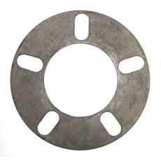 3mm Thick 5 Hole High Quality Cast Wheel Spacer Shims