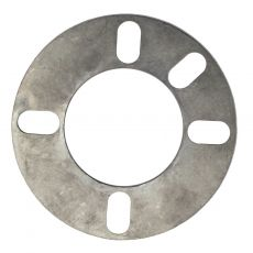 6mm Thick 4 Hole High Quality Cast Wheel Spacer Shims