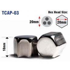 Trilock Spare Cap Set - TCAP-03