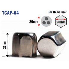 Trilock Spare Cap Set - TCAP-04
