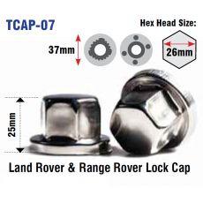 Trilock Spare Cap Set - TCAP-07