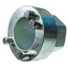Trilock Mk1 replacement wheel lock Key